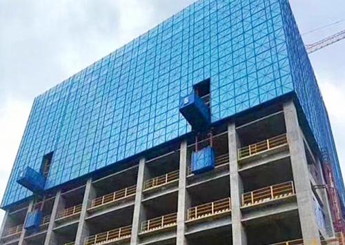 建筑爬架网定期维护指南